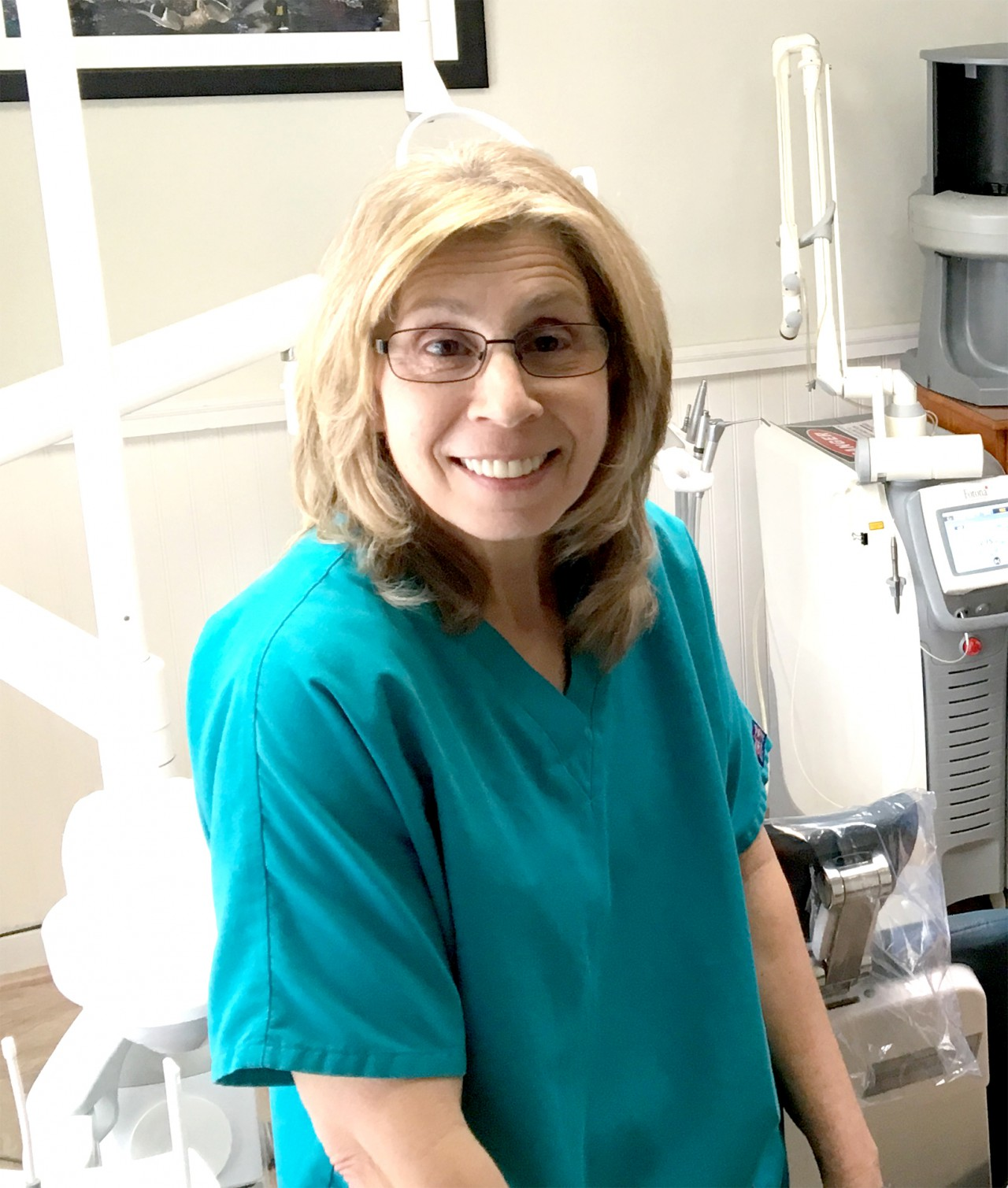 Debbie is Westhampton Dental's Office Manager and Dr. Eric's Assistant.